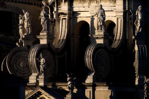 Venecia. Iglesia de Santa Maria della Salute. 2005