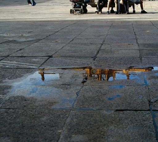 Salamanca. Plaza Mayor. 2004