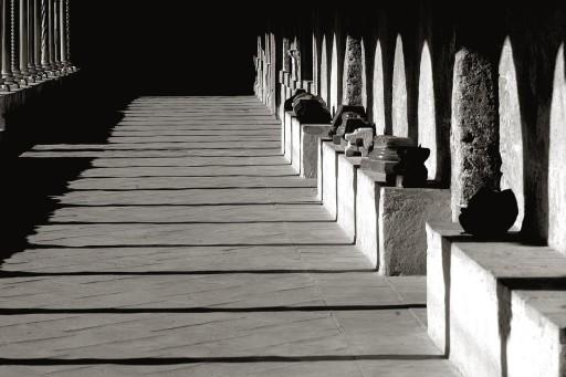 Monreale. Sicilia. Claustro del Duomo. 2005