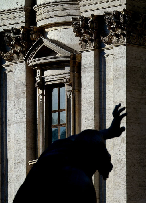 Roma. Iglesia de Sant'Agnese. 2005