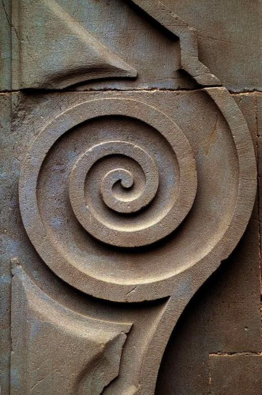 San Juan de la Peña. Huesca. Monasterio alto. 2004