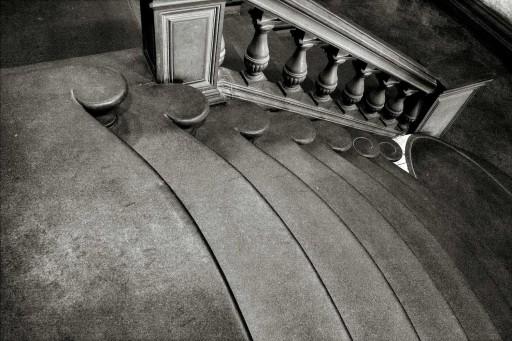 Florencia. Vestíbulo de la Biblioteca Laurenziana. 2006
