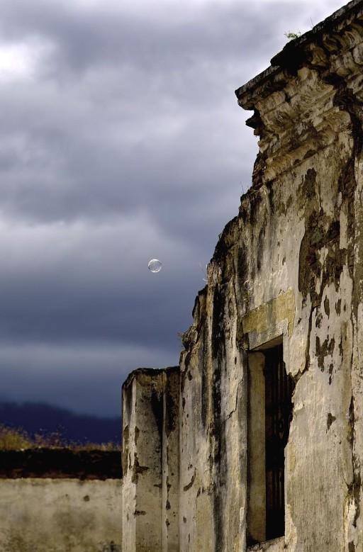 La Antigua. Guatemala. Palacio de los Capitanes. 2004