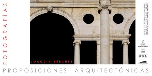 Invitación de la exposición en el Centro del Carmen de Valencia