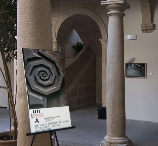 Baeza (Jaén). Sede Antonio Machado de la UNIA (Joaquín Bérchez. El patrimonio histórico. Otras miradas, 2009)