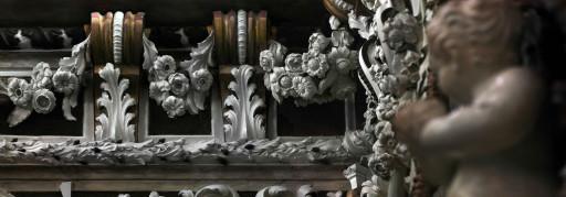 Capilla de San Pedro en la catedral de Santa María. Valencia