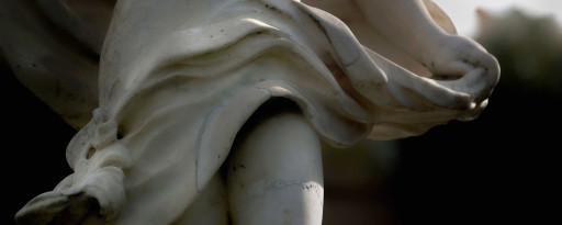 Estatua de Venus en los jardines del Real o Viveros (antiguamente en el Huerto de Pontons). Valencia