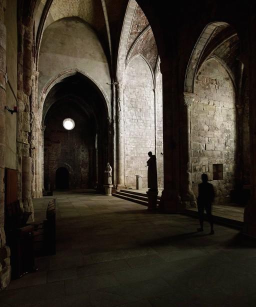 Iglesia del monasterio de Benifassà. Castellón. Siglo XIII. 2007.