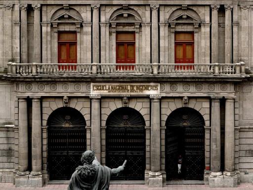 Colegio de Minería. Ciudad de México. 2007