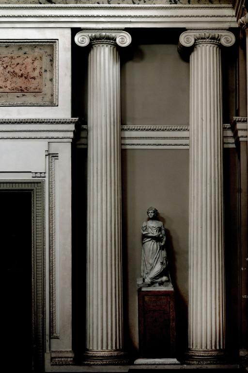 Palacio de Minería. Ciudad de México. 2007