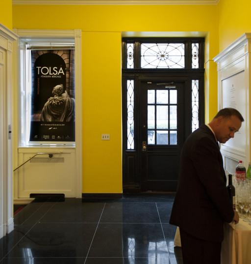 Tolsá, Queen Sofía Spanish Institute, Nueva York, 2009