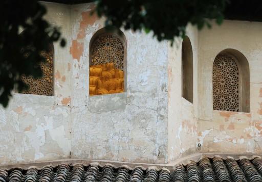 Linterna de la Sala de los Abencerrajes. La Alhambra