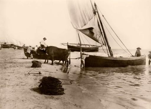 ANNA M. CHRISTIAN, 1915. Varar la barca, Valencia