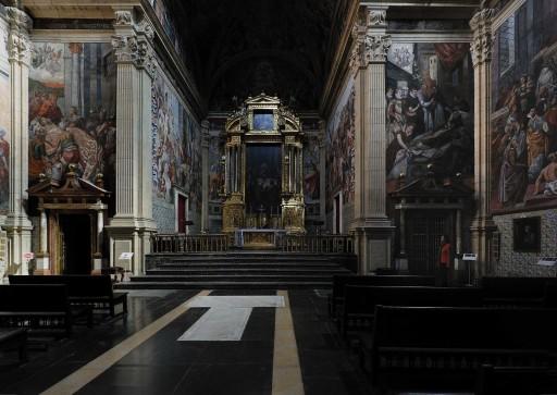 Colegio del Patriarca. Templo