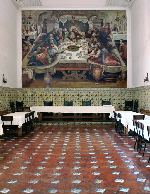 Colegio del Patriarca. Refectorio