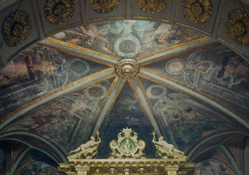 Colegio del Patriarca. Capilla del Monumento