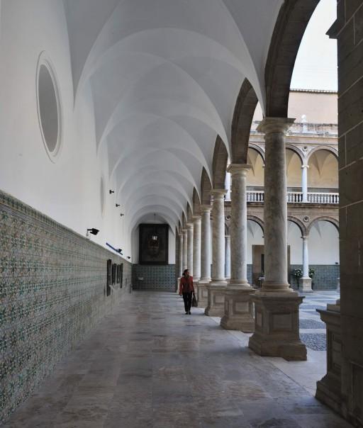 Colegio del Patriarca. Claustro